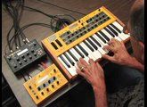 Poly Chain-  MoPho Keyboard  DSI Dave Smith Instruments