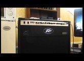 Impro. guitare sur Peavey 6505+ 112