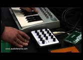 EOWAVE DOMINO video demo [Musikmesse 2011]