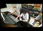 The Dukes au studio Rec'n Roll : vivez le mixage du single Sugar Cut, avec Pro Tools HD 10