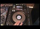 PIONEER CDJ-900.....Slip mode