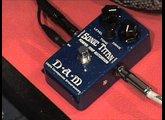 D*A*M Sonic Titan guitar effects pedal demo with Les Paul & Dr Z