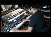 """Improvisation on the """"Mensch Machine"""" theme by Kraftwerk"""