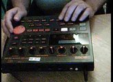 Boss DR-202 Demo by Paul Leishman of Electronic Pop Artist Anjelicas Baby