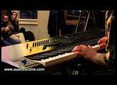 Korg Kronos video demo [NAMM 2011]