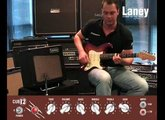 Laney CUB12 all tube electric guitar amplifier demo