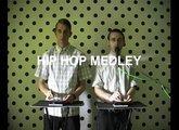 Brett Domino: Hip-Hop Medley - Stylophone Beatbox