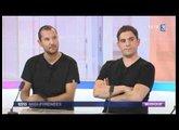 Radiozero dans le JT du 12/13 sur France 3