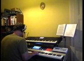 Slow played with Yamaha Motif XF and Roland Fantom G8