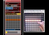 step seq for the launchpad in Usine 002