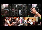 Roger Sanchez live mix recorded at the Sonica Studio in Ibiza for DJsounds