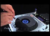 CDJ-850: Cue Point and Phaser