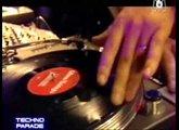 Laurent Garnier @ Techno Parade 1998 Pt.1