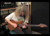 Guthrie Govan playing to Jimi Hendrix style track