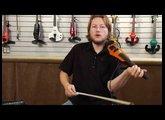The WAV violin in 60 seconds