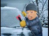 Les joies de l'hiver (Tetesaclaques.tv)