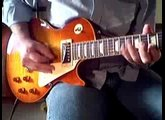 Heartfelt Blues - Tokai LS150F Love Rock Les Paul - Matt Thorpe