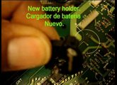 "How to change an (INTERNATL) battery -Como cambiar una bateria (INTERNA) ""YAMAHA DX7"""