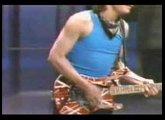 Eddie Van Halen on Letterman-1984