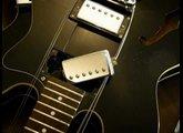Wymiana przetwornika w Epiphone Dot na Gibson Classic 57 / pick-up replacement