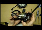 How to service/repair/replace the height adjustment on a technics 1200/1210 MK 2 turntable part 1