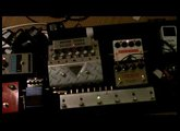 Chorus ensemble stereo Retrosonic VS Chorus Redwitch empress Marshall Super lead 1972 HD