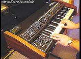 Roland Jupiter-4 Analog Synthesizer pt.1