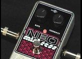Electro-Harmonix Neo Mistress demo