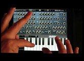 audioMIDI.com Demo | iSyn Poly, iPad electronic music studio