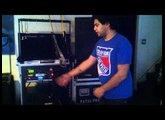 Periphery's Mackie HD1221 Live Setup