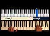 Christmas Song - McCoy Tyner Style Tutorial