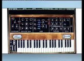 Arturia Minimoog V Virtual Instrument, Version 2