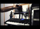 Using Doepfer Dark Energy Arpeggiator