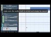 nanoflick #5 - recording MIDI to audio