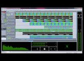 Samplitude Pro X Spectral View Introduction