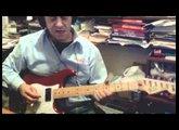Fender Stratocaster EMG 81: bluesdisco