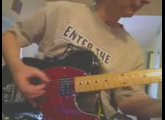 Stetsbar Tremelo on  Fender Telecaster NOT a Bigsby Trem