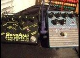 Tech 21 SansAmp Bass Driver DI (BDDI) vs VT Bass Character series (Ampeg sim)