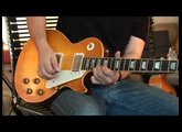 2001 Gibson Les Paul Custom Shop Flametop  1958 Reissue Part1