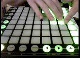 Ableton Live Launchpad 10min Dj mixing Electro - Minimal