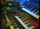 """DAFT PUNK """"Human After All"""" with NORD MODULAR G2"""