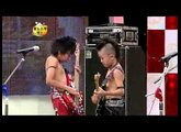 Japanese kids band on Korean TV show 1/2(Eng Subbed)