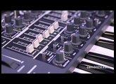 demo de l'Arturia MiniBrute par son createur: Yves Usson