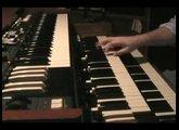 Hammond B3 organ vs Hammond Suzuki XK3