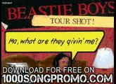beastie boys - Sure Shot (Prunes Mix) - Tour Shot