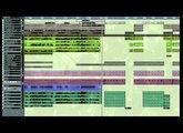 Turangalîla Symphonie - démo - Cubase experiment