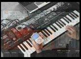 SH-201 Synthesizer