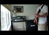 Shoot out: Celestion Greenbacks vs Vintage 30's with a Marshall AFD100 and 1960 Les Paul