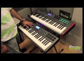 Novation Impulse vs M-Audio Axiom || Comparing MIDI Keyboard Controllers