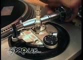 DJ PRO LAB - Technics Tonearm Check